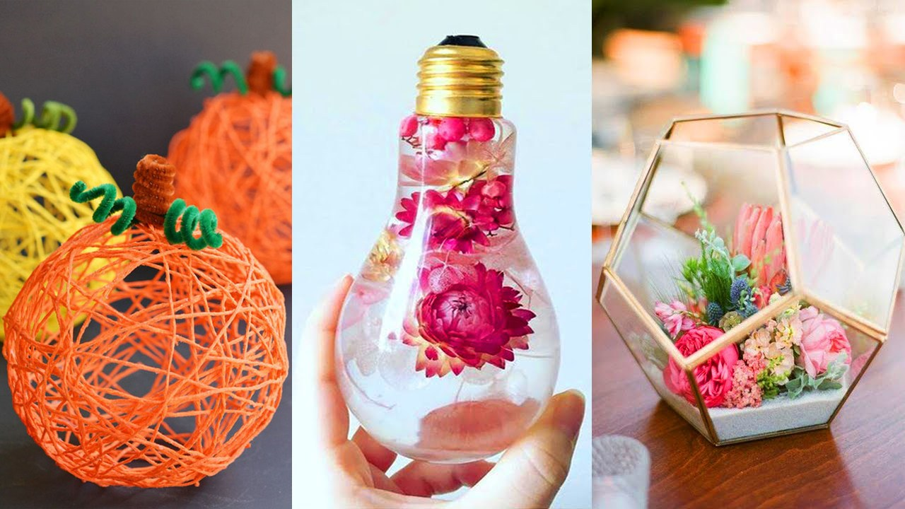 Comparte tus manualidades en los foros artesanas ya - Manualidades para decorar el hogar ...